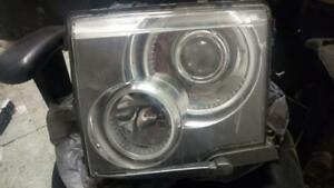 03-05 Range Rover Left Side Headlight Lamp XBC000355