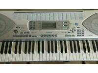 Casio 61 key Keyboard + brand new stand