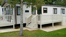 Static Caravan near Malvern Hills with Course fishing lakes and site fees paid for 2017