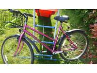 Womens /girls mountain bike reduced
