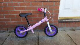 Childs Balance Bike. £10