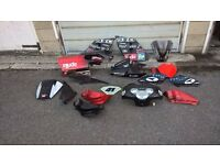 Genuine Aprilia Rsv Mille Complete Fairings