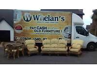 Mint mint mint wicker conservatory suite with table and chairs £150