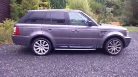 Range Rover Sport HSE 4.2l Supercharged