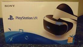 PlayStation Virtual Reality (PS VR)