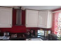 Full kitchen for sale including all white goods