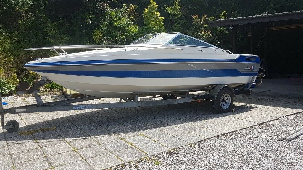 Wellcraft 192 Classic Speed Boat New Engine Fitted 225 Hp Reduced Price Ski Wakeboard Pole In Oban Argyll And Bute Gumtree