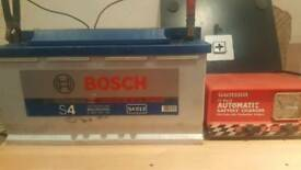 Large car battery ( Now Sold ! )