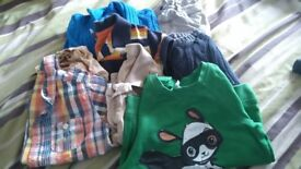 Boys clothes 12-18 months & 18-24 months