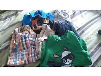 Boys clothes 12-18 months & 18-24 months
