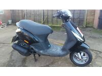 Piaggio Zip 50cc 4T (2008) Delivery available