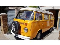 VW Westfalia Camper Van..... Good Condition.... RARE !!