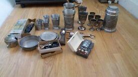 Silver Antique collection