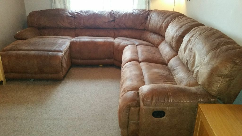 Harveys Senator Corner Sofa In Dunfermline Fife Gumtree