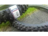 Mitas rear motocross tire -new!
