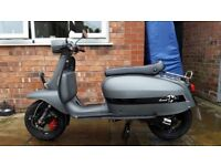 scomadi 50cc Teggera Turismo. Perfect condition with full service history. selling for £2000 (ONO)