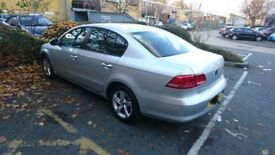 Low mileage passat with private cab disc for sale