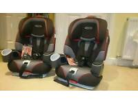 Graco Nautilus group 1, 2, and 3 car seat
