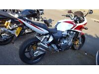 CB Honda 1300 SA-5 Red and White
