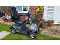 Mini Crosser Large 8mph All Terrain Mobility Scooter DELIVERY POSSIBLE