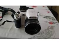Fujifilm Finepix S4500 , box , case, charger