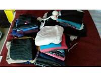41 clothes 2 big bag size 10 woman