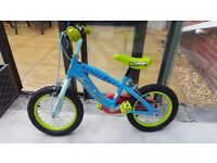 Childs Bicycle Toy Story