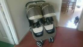 Baby Jogger City mini twin