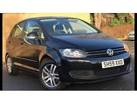 Volkswagen Golf Plus 1.4 Low Mileage