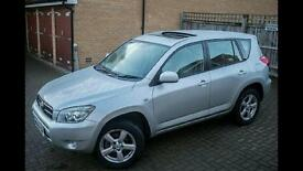 Toyota RAV4 2.0 XT4 5dr 4X4, LEATHER, MP3