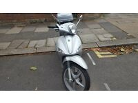 Piaggio Liberty 50cc (2009) - For you to get back on the road or Spares/Repairs