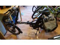 SSJ Re-Cycle Bikes: Volt Electric Bicycle