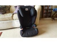 Great comfortable ISOFIT CAR SEAT, BRITAX 15-36KG FOR 4-12 YEARS, used in good condition
