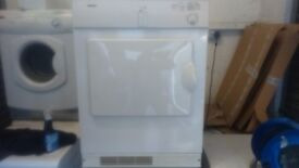 6KG BOSCH VENTED TUMBLE DRYER IN WHITE