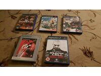 Playstation 2 Games Bundle - Popular Titles PS2
