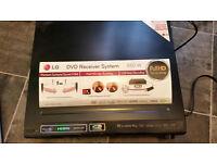 lg dvd reveiver system 850w