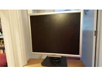 "ACER 19"" Flat screen Monitor"