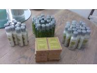 Crabtree & Evelyn Bundle Job Lot Travel Size Toiletries-shampoo-body lotion-soap