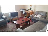 Fully Furnished 1 Bedroom First Floor Flat to let 450.00pcm Crumpsall Available 05/05/2018