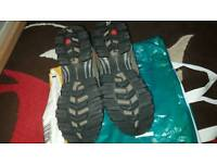 Karrimor walking boots size 10