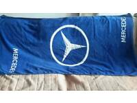 Mercedes towel