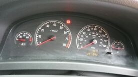 2007 vauxhall vectra for sale