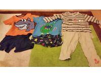 Boys' Clothes / 3 pyjamas / nightwear / 2 - 3 years