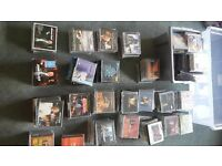 A collection of approx 250 James last CDs including box sets