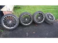 Wheels for sale audi,vw,BMW,seat,porsche,vauxhall,peugeot,renault,