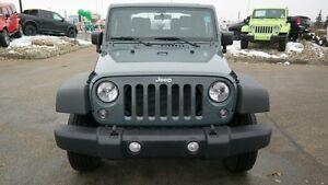2014 Jeep Wrangler 4WD 2dr Sport Edmonton Edmonton Area image 16