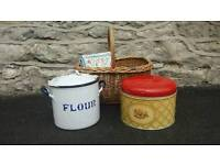 Vintage Kitchen Homewares