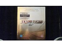 james bond deluxe editions boxset 42 dvd set
