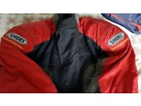 Shoei jacket size small