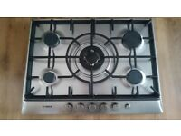 Bosch 5 Burner Hob in Stainless Steel PCL755MEU/06 £80.00 ONO